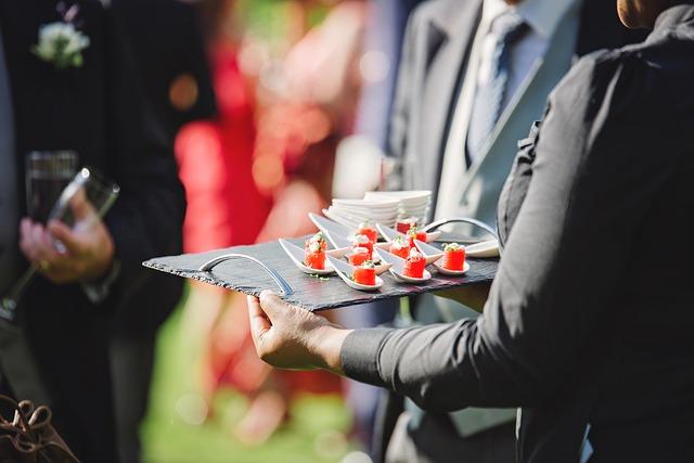 Traiteur de mariage : comment être sûr d'avoir choisi un bon?